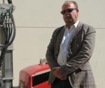 Entrevista a D. Patrik Andersson, director de cuentas de AQUAJET SYSTEMS AB